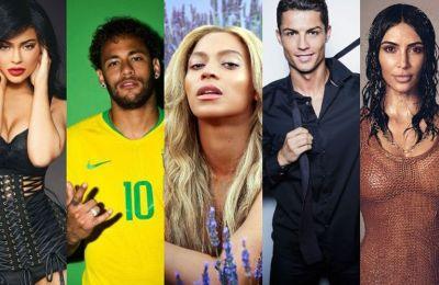 Το account του Ronaldo είναι αυτό που περιμένεις: γεμάτο προπονήσεις, ποδόσφαιρο, μόδα, πόζες και διαφημίσεις.