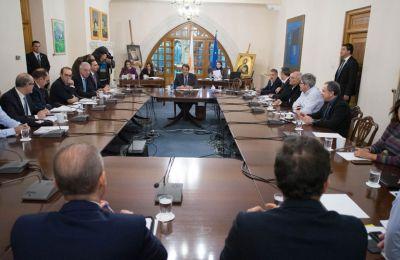 Η συνάντηση στο Προεδρικό Μέγαρο την Πέμπτη θα είναι καθοριστικής σημασίας για τις προσπάθειες που καταβάλλονται για ομαλοποίηση εφαρμογής του ΓεΣΥ.