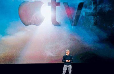 Η Apple ξεκινάει με παραγωγές
