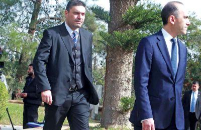 Ο Χάρης Γεωργιάδης αποχωρεί από το υπουργείο Οικονομικών τον Νοέμβριο, αφότου προεδρεύσει της Συνόδου του Διεθνούς Νομισματικού Ταμείου