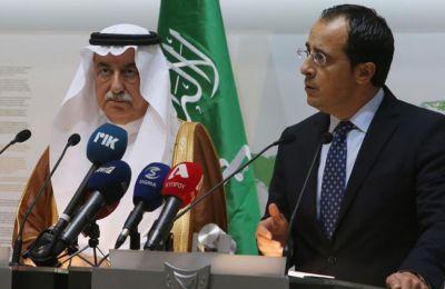 Ο κ. Al-Assaf πραγματοποίησε σήμερα επίσημη επίσκεψη στην Κύπρο
