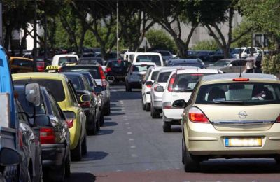 Το επείγον πρόβλημα αφορά πρωτίστως τις εισόδους προς το κέντρο της πόλης, σύμφωνα με τον Δήμο