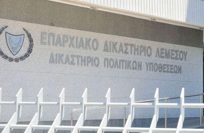 Το Επαρχιακό Δικαστηρίου Λεμεσού εξέδωσε εναντίον τους διατάγματα κράτησης οκτώ ημερών.