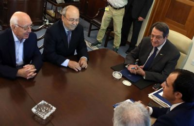 Θα υπάρξει πλήρης συντονισμός της Κυβέρνησης με τον Δήμο Αμμοχώστου