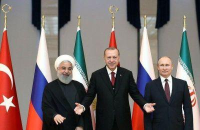 Η διάσκεψη έρχεται σε μια στιγμή που η Τουρκία βρίσκεται σε αδιέξοδο στο ζήτημα της Συρίας