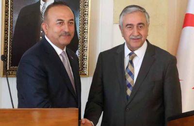 Ο Τούρκος ΥΠΕΞ σε συνέντευξή του στην «Κ» αναφέρθηκε σε κοινό οδικό χάρτη Τουρκίας-τ/κ ηγεσίας στο Κυπριακό.