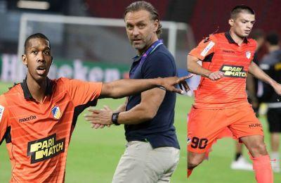 Ο Άλεφ είναι ένας «μάγος» της μπάλας και ο Σάβιτς ένας θρυλικός Σέρβος πρωταθλητής!