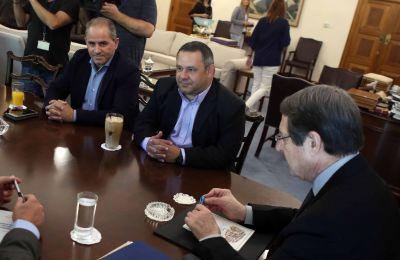 Συνάντησαν το Πρόεδρο της Δημοκρατίας οι Οργανωμένοι γονείς.