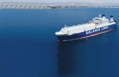 Η Salamis Lines ανακοινώνει ότι θα συνεχίσει τη λειτουργία αυτής της γραμμής κάθε βδομάδα, στηρίζοντας τις ανάγκες των επιχειρήσεων.
