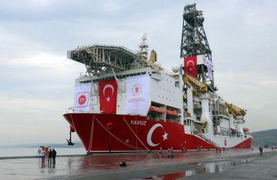 Σύμφωνα με την εφημερίδα η γεώτρηση Karpaz-1του Γιαβούζ στον Κόλπο της Αμμοχώστου έφτασε σε σημαντικό βάθος και έκανε αξιόλογη εργασία.