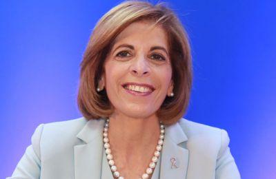 Με ανακοίνωση της η Europa Donna Κύπρου ευχήθηκε καλή επιτυχία στην Στέλλα Κυριακίδου.