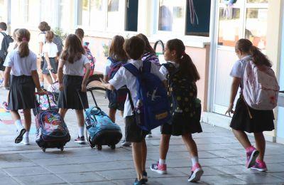 Με την έναρξη της σχολικής χρονιάς είχε ολοκληρωθεί το 52,1% των περιφράξεων παγκύπρια