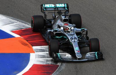 GP Ρωσίας: Είπε και «ευχαριστώ» ο Hamilton!