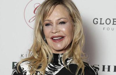Melanie Griffith είναι 62 ετών και συνεχίζει να γοητέυει
