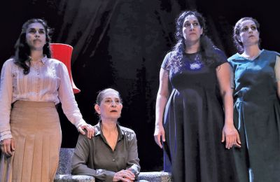 Η «Μακρόνησος» του Μιχάλη Παπαδόπουλου είναι μία ακόμη ηλιαχτίδα του κυπριακού θεάτρου και το Θέατρο Αντίλογος άξιος φορέας του