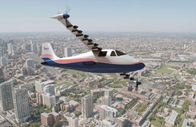 Το Χ-57 θα δοκιμάσει νέες τεχνολογίες πτητικότητας, που αργότερα μπορούν να αξιοποιηθούν από τον ιδιωτικό τομέα,
