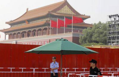 Σύμφωνα με στοιχεία του Εθνικού Γραφείου Στατιστικής (NBS) της Κίνας που ανακοινώθηκαν το Σάββατο.
