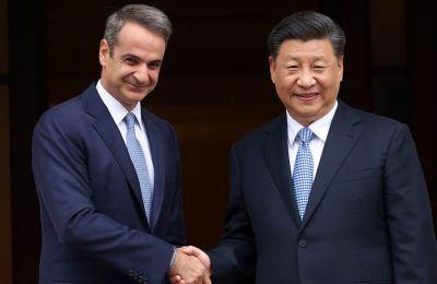 «Η Ελλάδα αναγνωρίζει την Κίνα ως μεγάλη χώρα και θα πρέπει να είστε υπερήφανοι για όσα έχετε πετύχει