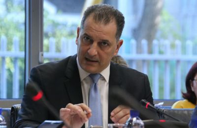 «Η προσπάθεια της Κυπριακής Δημοκρατίας είναι να ενδυναμώσει τη σχέση με τις γειτονικές χώρες, όπως η Αίγυπτος, ο Λίβανος και το Ισραήλ»