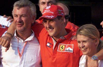 O Γερμανός πρωταθλητής της Formula-1 θα ακολουθούσε μια μυστική θεραπεία