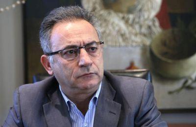 Ο κ. Νεοφύτου κατά την ομιλία του, ανέπτυξε τις απόψεις του γύρω από το θέμα που αφορά τις αναπτυσσόμενες σχέσεις μεταξύ Ισραήλ - Κύπρου - Ελλάδας