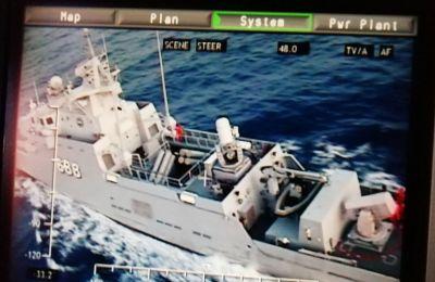 Τον επιχειρησιακό έλεγχο και το συντονισμό των Α/Ν Μέσων είχε το ΚΣΕΔ Λάρνακας, σε συνεργασία με το Αιγυπτιακό Πολεμικό Ναυτικό.