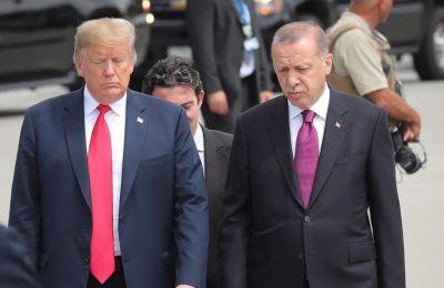 Η πολιτική των ΗΠΑ έναντι της Τουρκίας υπαγορεύεται από τα συμφέροντα του Αμερικανού Προέδρου, καταγγέλλει ο Μπόλτον.