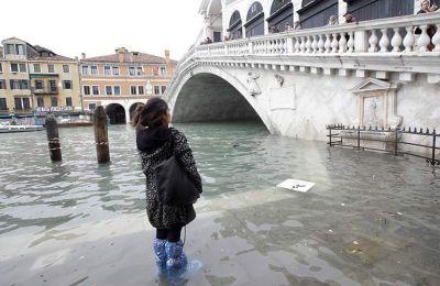 Όπως δήλωσε ο αρχιεπίσκοπος της Βενετίας, Φραντσέσκο Μοράλια, ο ιστορικός ναός κινδυνεύει να υποστεί «ανεπανόρθωτες» ζημιές.