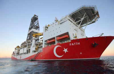 Το γεωτρύπανο είχε αποχωρήσει από τα δυτικά της Πάφου στις 31 Οκτωβρίου με τελικό προορισμό το λιμάνι tasuku