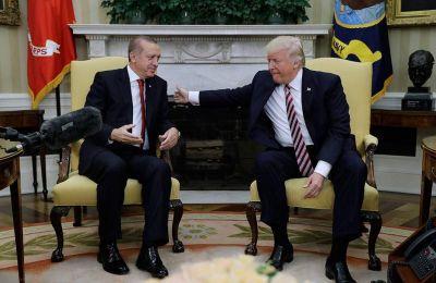 Η εικόνα του Τούρκου προέδρου στην αμερικανική κοινή γνώμη έχει επιδεινωθεί δραματικά και σήμερα είναι κάκιστη.
