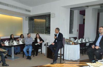 Στο πλαίσιο της συνάντησης, ο Γενικός Διευθυντής του ΣΕΛΚ κ Κυριάκος Ιορδάνου παρουσίασε τον στρατηγικό προγραμματισμό του ΣΕΛΚ για την τριετία 2019 – 2021.