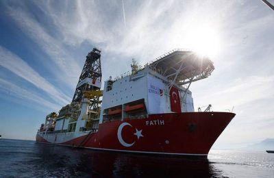 Δεν έχει γίνει γνωστό αν το τουρκικό γεωτρύπανο θα μετακινηθεί σε άλλη περιοχή