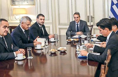 Ο πρωθυπουργός θα απευθύνει απόψε ομιλία στο δείπνο του Thessaloniki Summit.