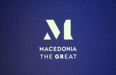Το σύνθημα του σήματος είναι «The Great Land», ενώ τα χρώματά του είναι άσπρο και μπλε
