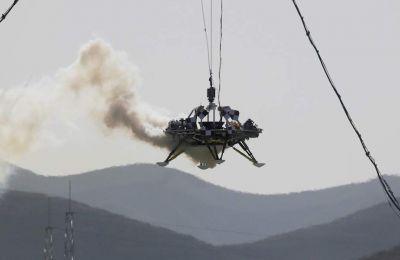 Η Κίνα έχει αναπτύξει τον ισχυρό πύραυλο Long March 5, ο οποίος θα μεταφέρει την αρειανή άκατο προσεδάφισης
