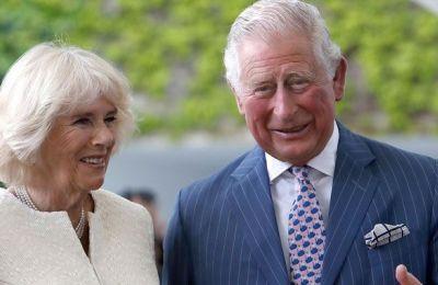 Ο πρίγκιπας Κάρολος και η Δούκισσα της Κορνουάλης, Καμίλα