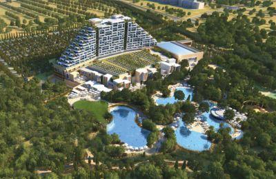 Η λειτουργία του City of Dreams Mediterranean περί τα τέλη του 2021 θα δημιουργήσει 2.400 μόνιμες θέσεις εργασίας