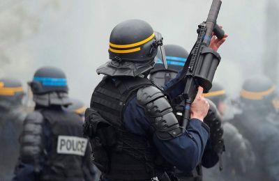 Περίπου 28.000 πολίτες συμμετείχαν στις διαδηλώσεις σε όλη τη Γαλλία, 4.700 στο Παρίσι