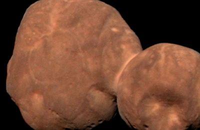 Αντικείμενα όπως το Arrokoth θεωρούνται τα βασικά συστατικά των πλανητών του Ηλιακού μας συστήματος.