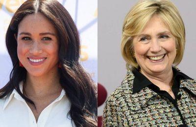 Η Hillary, δηλώνει πως νιώθει την ανάγκη να αγκαλίασει και να προστατέψει την Meghan