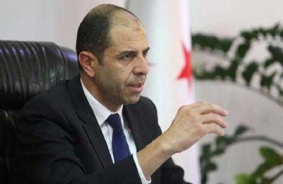 Ο κ. Οζερσάϊ είπε ότι οι δυο πλευρές προσεγγίζουν με πολύ διαφορετικό τρόπο τις παραμέτρους του ΟΗΕ.