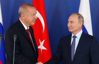 Το ρωσικό ΥΠΑΜ δεν κρύβει την έκπληξή του απέναντι στις νέες απειλητικές δηλώσεις της Άγκυρας.