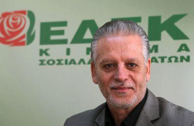 Σχολιάζοντας τη συνάντηση Χριστοδουλίδη - Πομπέο, ο Μαρίνος Σιζόπουλος είπε πως «τα πάντα κρίνονται, όχι από τις προθέσεις αλλά από το τελικό αποτέλεσμα».