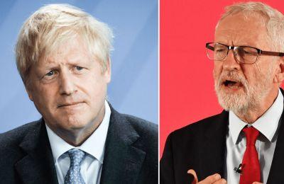 Στην πρώτη γρήγορη δημοσκόπηση που διενεργήθηκε για το Sky News, νικητή βρήκε τον Μπόρις Τζόνσον το 51% των ερωτηθέντων και τον Τζέρεμι Κόρμπιν το 49%.