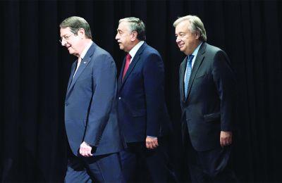 Οι τόνοι έχουν χαμηλώσει αρκετά από τα Ηνωμένα Έθνη γύρω από το πού αναμένεται να οδηγηθεί η συνάντηση.