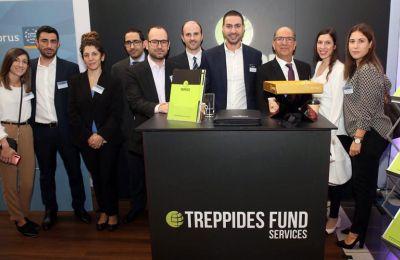 Προσέφεραν επίσης την ψήφο εμπιστοσύνης τους στην εταιρεία Treppides ως η μεγαλύτερη ανεξάρτητη συμβουλευτική εταιρεία στην Κύπρο