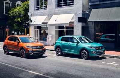 Το VW T-Roc προσφέρει εντυπωσιακά οδηγικά χαρακτηριστικά και ευελιξία μέσα στην πόλη ενώ μπορεί να κινηθεί με άνεση τόσο στον αυτοκινητόδρομο όσο και εκτός δρόμου