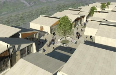 Η κατασκευή του έργου θα αρχίσει άμεση και η λειτουργία του αναμένεται το τελευταίο τρίμηνο του 2020.