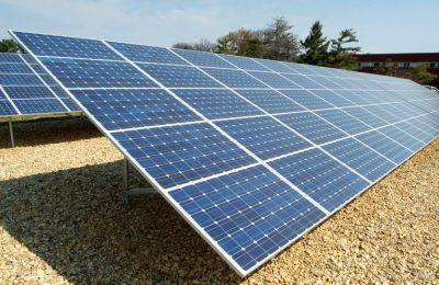 Η συνολική ισχύς των φωτοβολταϊκών θα είναι 4MWp (φωτογραφία αρχείου)