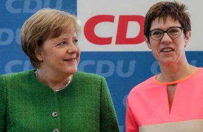 Στις παρεμβάσεις τους, τόσο η Άνγκελα Μέρκελ όσο και η πρόεδρος του κόμματος Άνεγκρετ Κραμπ-Καρενμπάουερ απέρριψαν τον εξ αρχής αποκλεισμό για ορισμένες επιχειρήσεις.